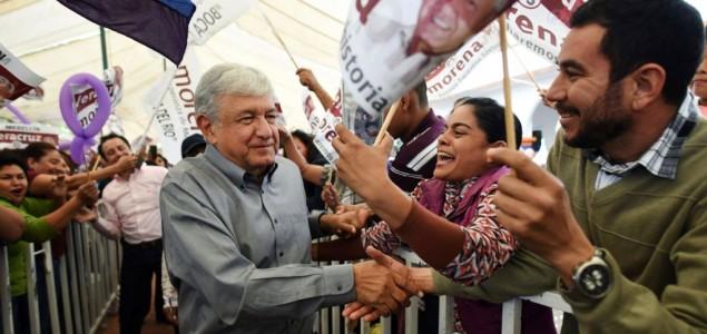 Ljevičar Lopez Obrador novi predsjednik Meksika