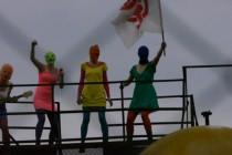 Optužnica protiv Pussy Riota zbog prekida finala SP