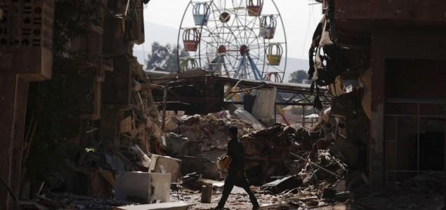 U Siriji 38 mrtvih u nizu samoubilačkih napada