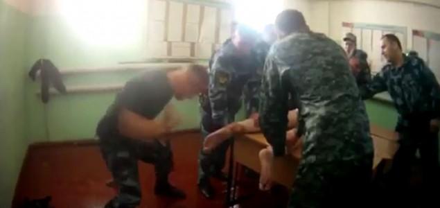 Sedam ruskih policajaca osuđeni za mučenje zatvorenika