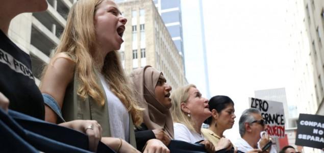 Protesti širom SAD zbog Trampove imigracione politike