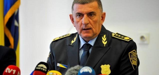 Tužilaštvo BiH otvorilo istragu protiv direktora FUP-a Dragana Lukača