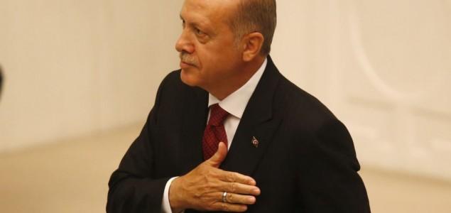 Erdoan pozvao na reviziju Dejtonskog sporazuma