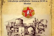 UABNOR Mostara obilježava Dan ustanka naroda BiH
