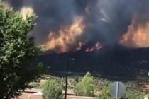 Veliki požari na zapadu SAD-a