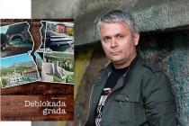 """Promocija knjige """"Deblokada grada"""" Elvedina Nezirovića u Mostaru"""