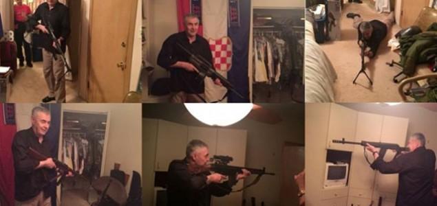 OD KUPRESA DO MANJAČE: Hapšenje Daneta Lukajića povezano sa istragom protiv generala HV Željka Glasnovića?