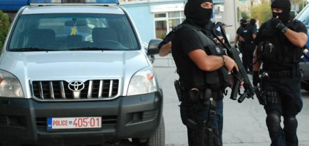 Priština: Četvero uhapšenih po nalogu Interpola