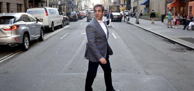"Trumpov bivši advokat Michael Cohen: ""Pitbul"" otkriva"