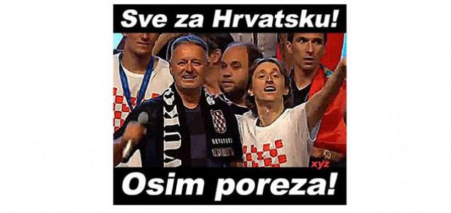 Sve za Hrvatsku osim poreza