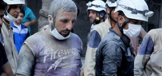 Izraelska vojska evakuisala 800 pripadnika sirijskih Bijelih kaciga i njihovih porodica