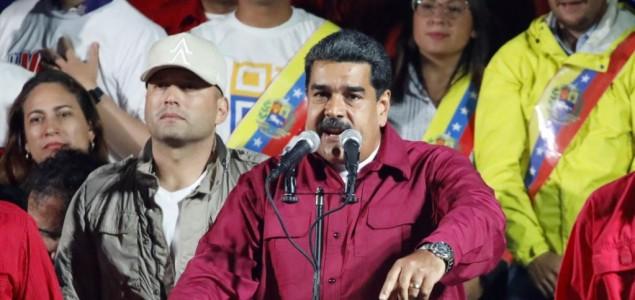 Maduro: Sankcije protiv Venecuele ilegalne i nemoralne