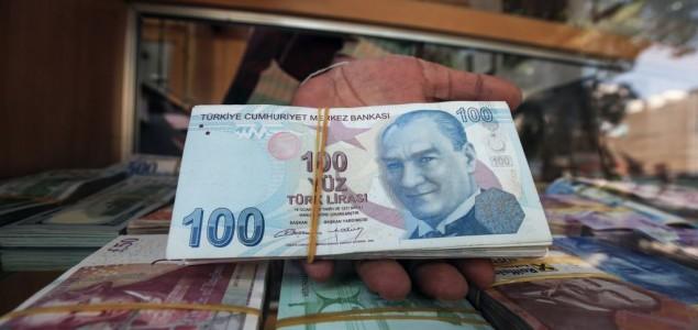 Peking podržava napore Ankare da zaštiti ekonomiju