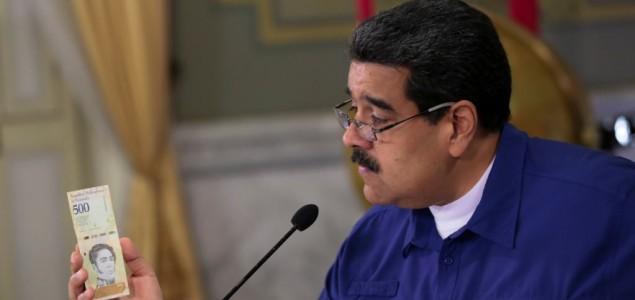 Venecuela: Pretresi posle pokušaja atentata na predsednika