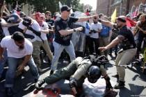 Mirni prosvjedi povodom obljetnice nasilja u Charlottesvilleu
