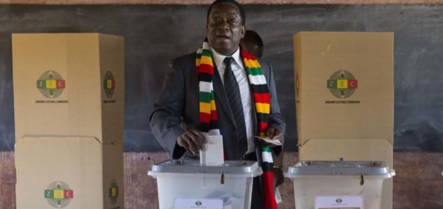 Mnangagva proglašen pobednikom izbora u Zimbabveu