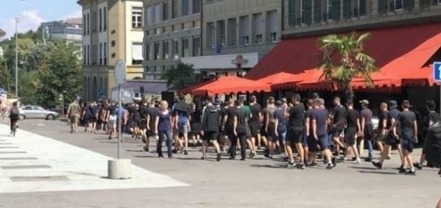 Incident u Švicarskoj: Navijači Dinama maltretirali i fizički zlostavljali žene