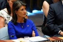 Ambasadorica SAD-a u UN-u: Palestinsko pravo na povratak izbaciti iz mirovnih pregovora
