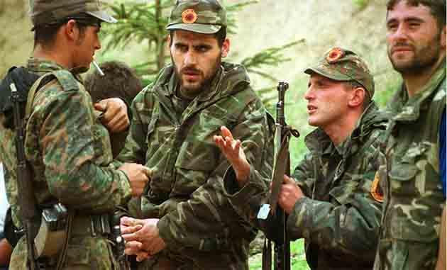 kosovovojnici