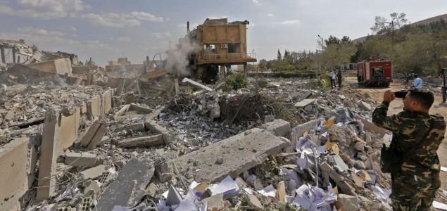 U bombardiranju na sjeveru Sirije 14 osoba poginulo