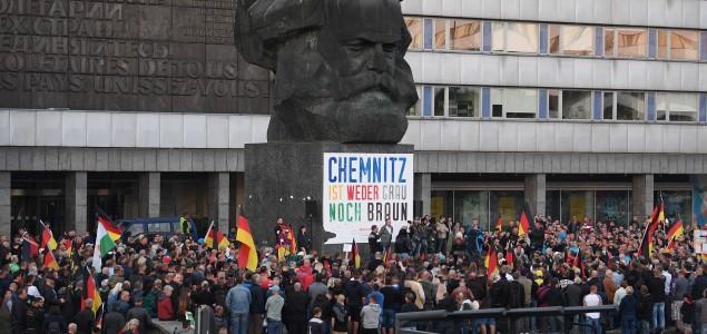 Novi marš njemačke ultradesnice