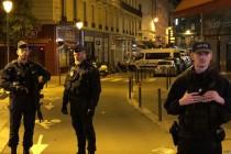 Sedmoro povređenih u napadu nožem u Parizu