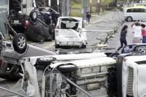 Najmanje deset mrtvih nakon naleta tajfuna u Japanu