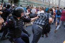 'Više od 1.000' privedenih na protestima širom Rusije