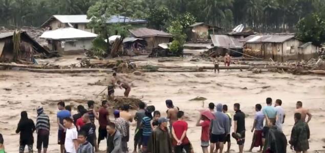 Nove žrtve klizišta na Filipinima