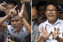 Zatvorska kazna novinarima Rojtersa u Mjanmaru