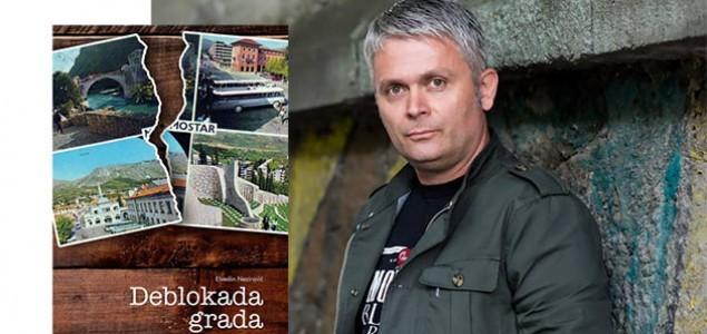 """Promocija knjige """"Deblokada grada"""" Elvedina Nezirovića u Sarajevu"""