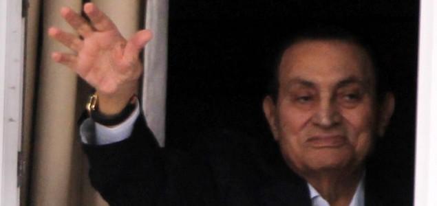 Egipatski sud obio zahtjev Mubaraka za odbacivanjem optužbi