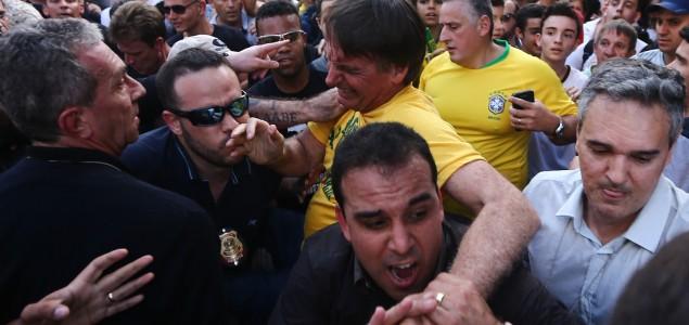 Kandidat za predsjednika Brazila ranjen u napadu nožem