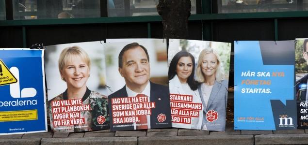 Švedskoj nakon današnjih izbora prijeti radikalna promjena političke scene