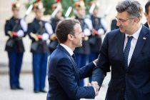 Plenković laže: Macron u saopćenju potvrdio da nije bilo razgovora o BiH