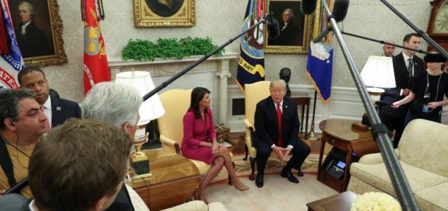 Zašto je Nikki Haley napustila Trumpa?