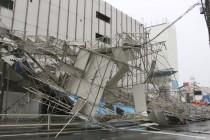 Najmanje dve žrtve u naletu tajfuna u Japanu