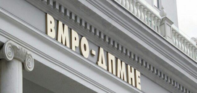 Iz makedonske stranke VMRO-DPMNE izbačeni poslanici koji su glasali za ustavne promjene