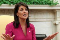 Haley: Palestina uopće nije država