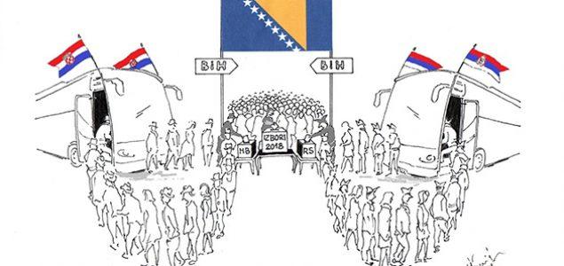 OSCE: Nastavak razdvajanja po etničkim linijama na bh. izborima
