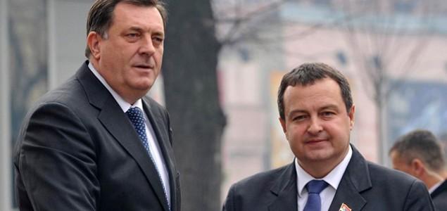 Niti je Srbija garant Deytonskog mirovnog sporazuma niti je Hrvatska njen jamac