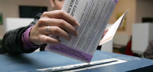 Počelo glasanje u BiH, građani biraju novu vlast