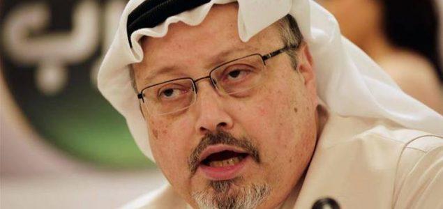 Saudijska Arabija potvrdila smrt Khashoggija u konzulatu
