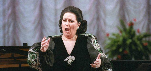 Preminula operska diva Montserrat Caballe
