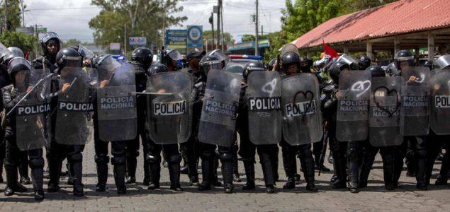 Amnesty International: Nikaragva namjerno ubija protivnike
