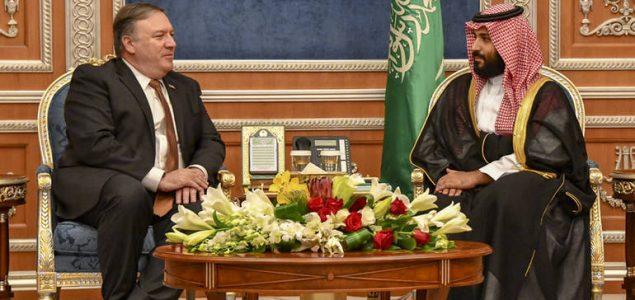 U jeku slučaja Khashoggi: Rijad uplatio Washingtonu 100 miliona dolara