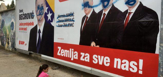 Jesu li Nikšićeve greške krive za Dodikovu i Džaferovićevu pobjedu