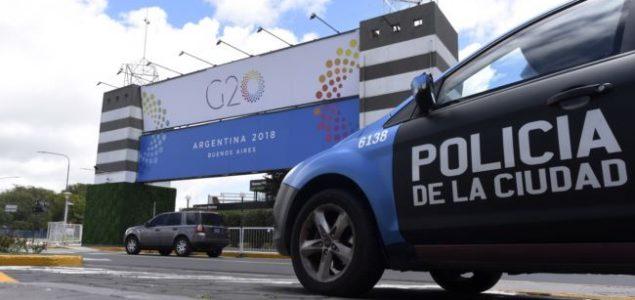 U Argentini počinje samit G20