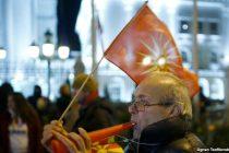 U Skoplju protest zbog dogovora o promeni imena zemlje