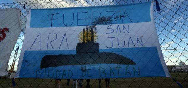 Pronađena nestala argentinska podmornica